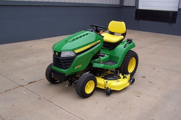 2015 John Deere X500 Riding Mower For Sale