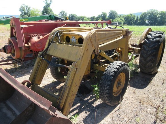 1954 Massey Ferguson 202 Tractor For Sale