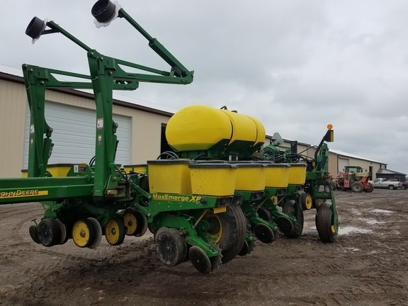 2013 John Deere 1770NT Planter For Sale