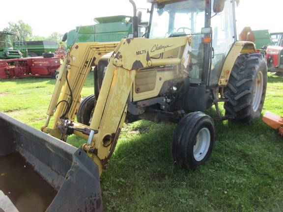 2002 Challenger MT445 Tractor For Sale