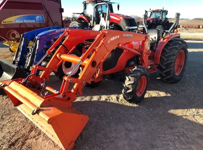 2012 Kubota MX5100 Tractor For Sale