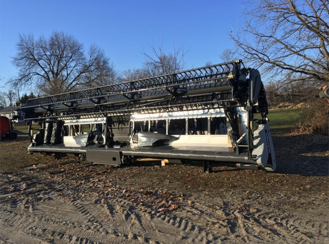 2019 Gleaner 9255-35 Header-Draper/Rigid For Sale