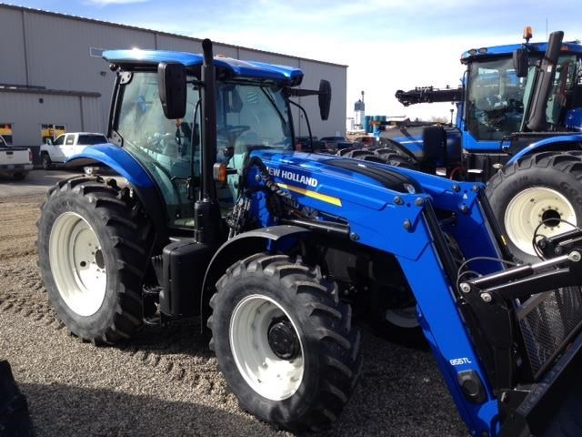 2017 New Holland T7.210 POWER COMM CLASSIC Tractor For Sale