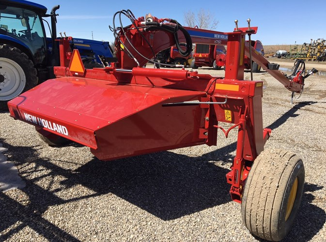 2017 New Holland H7150 BTO Header-Auger For Sale