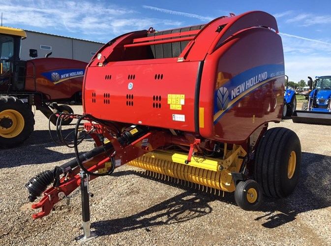 2018 New Holland ROLL-BELT 560:-SPECIAL CROP 2.07M Baler-Round For Sale