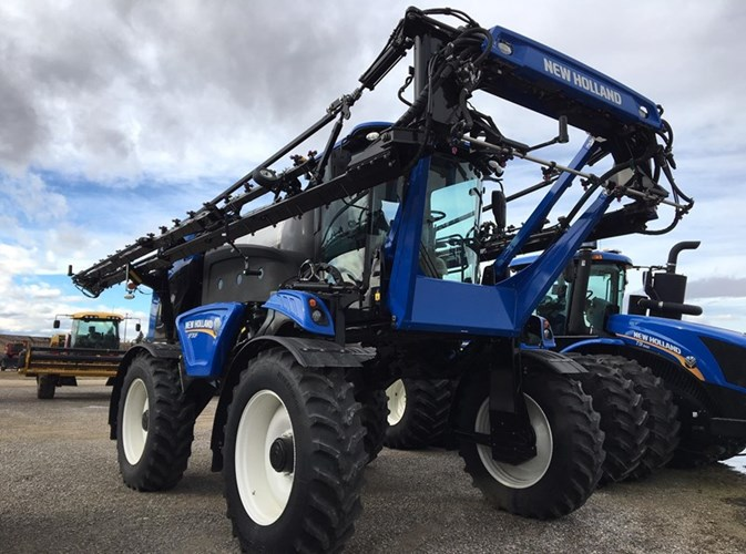 2018 New Holland SP310F Sprayer-Self Propelled For Sale