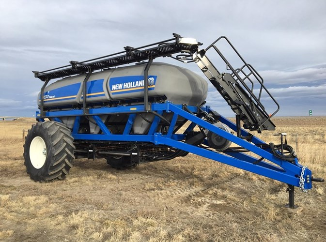 2019 New Holland P3550:-TBT Air Seeder: Air Sys/Cart For Sale