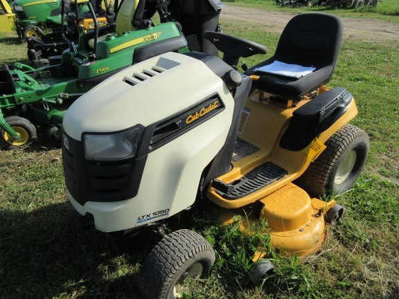 2013 Cub Cadet LTX1050 Lawn Mower For Sale