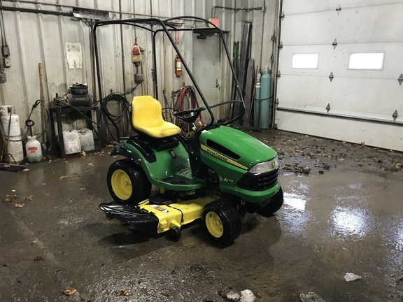 2012 John Deere LA175 Lawn Mower For Sale