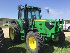 Tractor - Utility For Sale 2016 John Deere 6120M , 120 HP