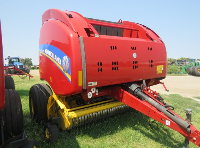 2016 New Holland 560 Baler-Round For Sale