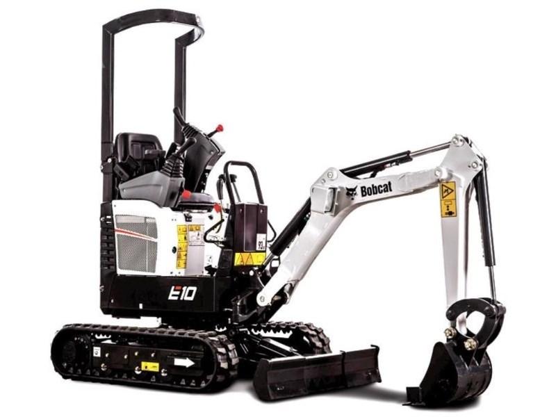 2021 Bobcat E10 Excavator-Mini For Sale