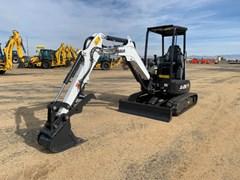 Excavator-Mini For Sale 2021 Bobcat E26 T4 , 25 HP