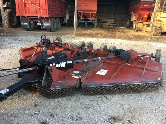 1998 M & W 1547 Rotary Cutter For Sale