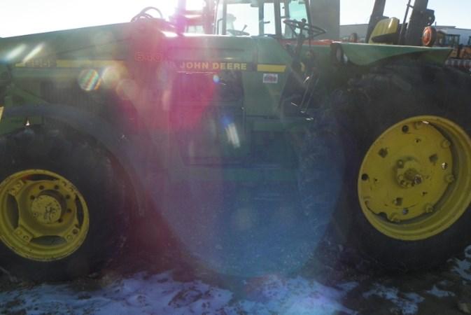 1991 John Deere 2955 Tractor For Sale