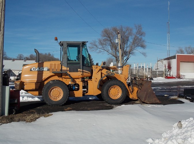 2002 Case 621D Wheel Loader For Sale