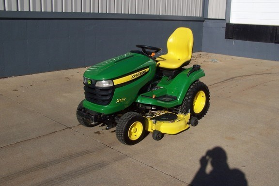 2013 John Deere X540 Riding Mower For Sale