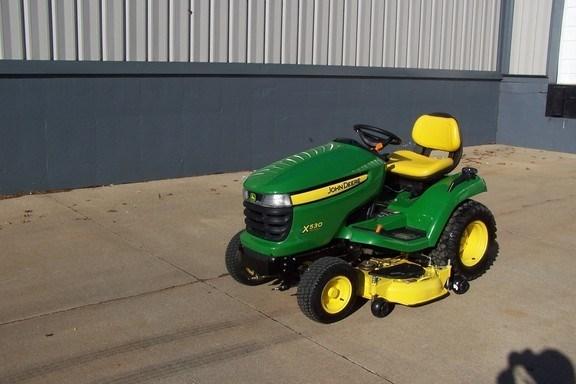 2012 John Deere X530 Riding Mower For Sale