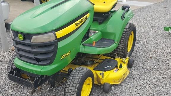 2013 John Deere X540 Lawn Mower For Sale