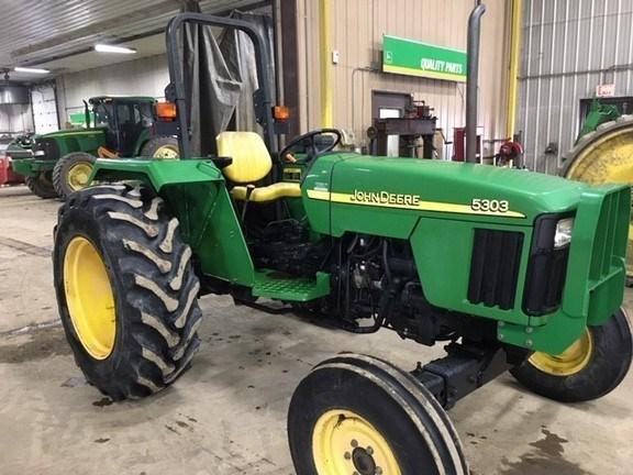 2005 John Deere 5303 Tractor For Sale