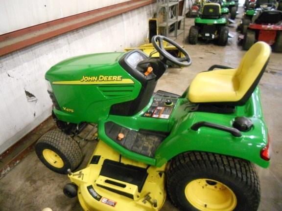 2005 John Deere X475 Riding Mower For Sale