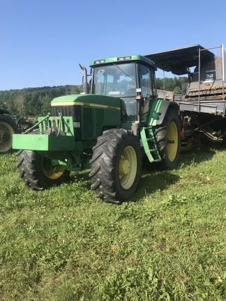 2002 John Deere 7710 Tractor For Sale
