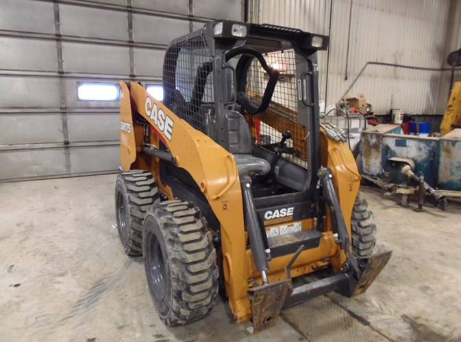 2017 Case SR175 Skid Steer For Sale » White's Farm Supply