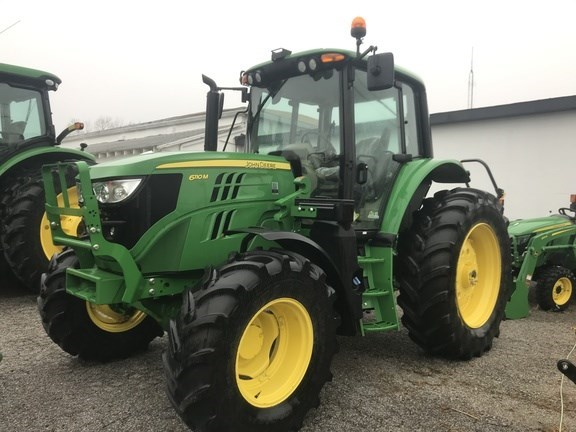 2018 John Deere 6110M Tractor For Sale