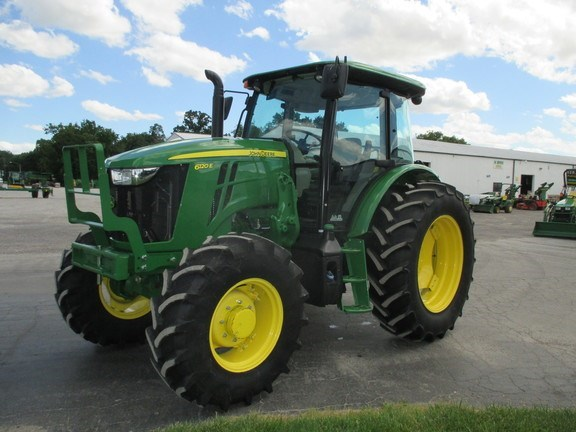 2018 John Deere 6120E Tractor For Sale