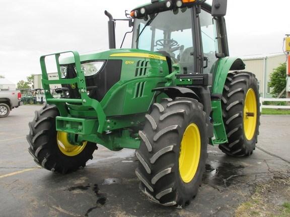 2018 John Deere 6110M Tractor For Sale