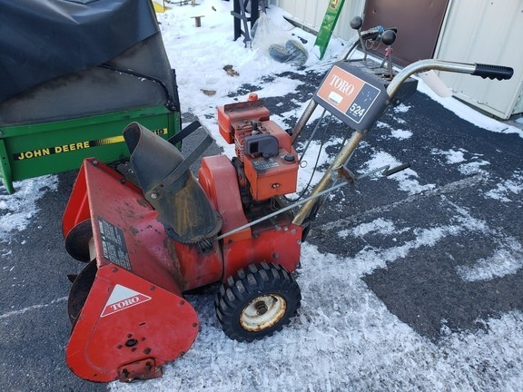 Toro 524 Snow Blower For Sale