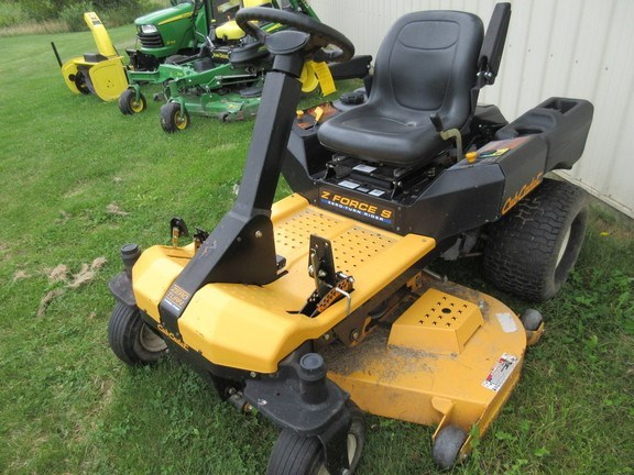 2016 Cub Cadet ZF S54 Zero Turn Mower For Sale