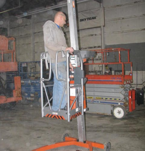 2012 JLG FS80 Personal Lift-Portable For Sale