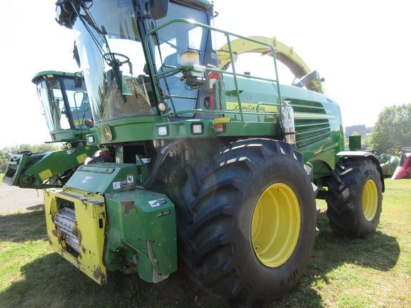 2012 John Deere 7450 Forage Harvester-Self Propelled For Sale
