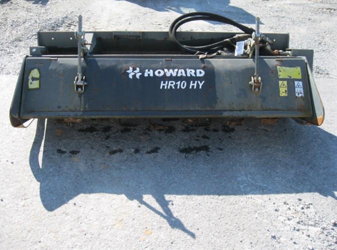 Howard HR10 190 HY-20 Rotary Tiller For Sale
