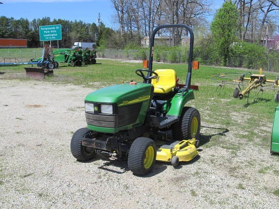 2003 John Deere 2210 Tractor For Sale