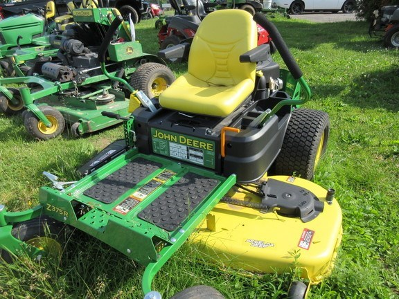 2017 John Deere Z375R Zero Turn Mower For Sale