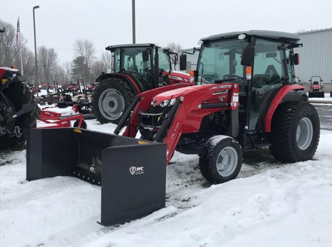 2018 Massey Ferguson 1749 Tractor For Sale