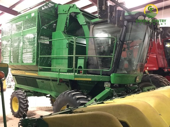 2009 John Deere 7460 Cotton Stripper For Sale