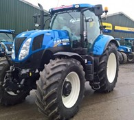 2015 New Holland T7.200 T4A AUTO COMMAND S/WINDER Thumbnail 1