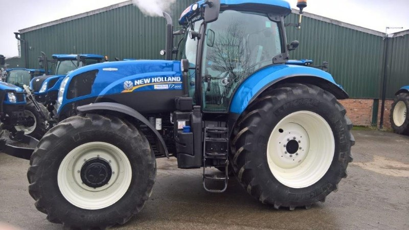 2015 New Holland T7.200 T4A AUTO COMMAND S/WINDER Image 2