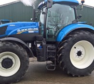 2015 New Holland T7.200 T4A AUTO COMMAND S/WINDER Thumbnail 2