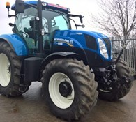 2015 New Holland T7.200 T4A AUTO COMMAND S/WINDER Thumbnail 3