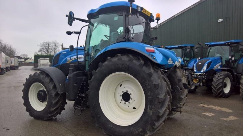 2015 New Holland T7.200 T4A AUTO COMMAND S/WINDER Image 4