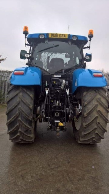 2015 New Holland T7.200 T4A AUTO COMMAND S/WINDER Image 5