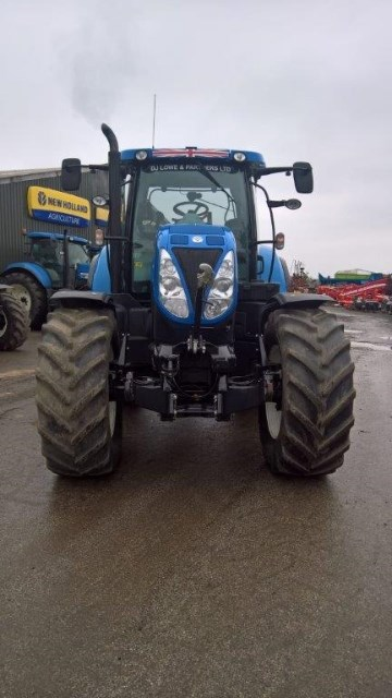 2015 New Holland T7.200 T4A AUTO COMMAND S/WINDER Image 6