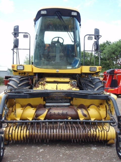 2006 New Holland FX60 4WD SPFH Image 2