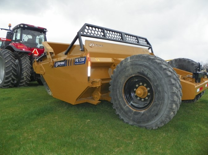 2020 Strobel FE1200 Scraper-Pull Type For Sale