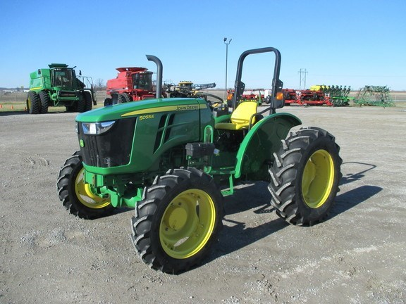 2015 John Deere 5055E Tractor For Sale