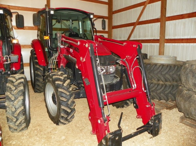 2013 Case IH FARMALL 95C Tractor For Sale